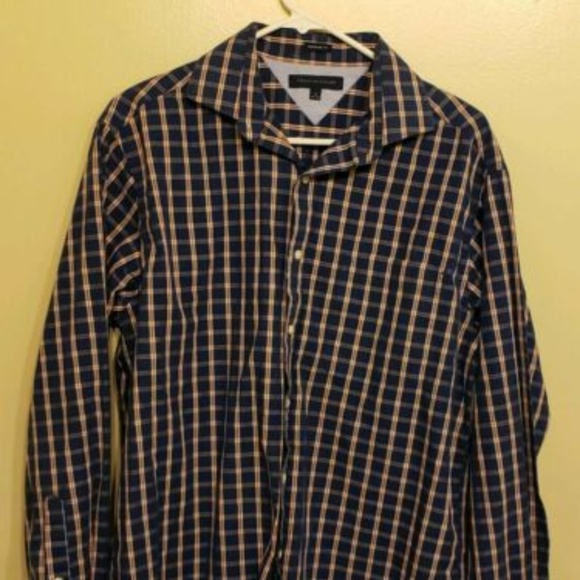 Tommy Hilfiger Other - Tommy Hilfiger Classic Fit Plaid Long Sleeve